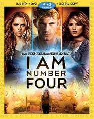 I Am Number Four (BLU)