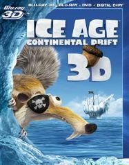 Ice Age: Continental Drift 3D (BLU)