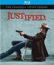 Justified: The Complete Third Season (BLU)