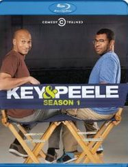 Key & Peele [Season 1] (BLU)