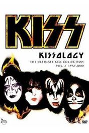 Kiss - Kissology, Vol. 3: 1992-2000 (DVD)
