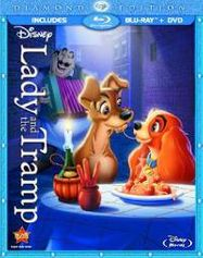 Lady & The Tramp [Diamond Edition] BLU)