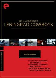 Eclipse Series 29: Aki Kaurismaki's Leningrad Cowboys [Criterion] (DVD)