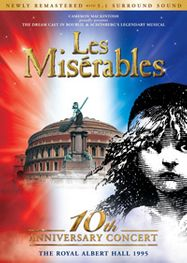 Les Misérables: 10th Anniversary Concert (DVD)