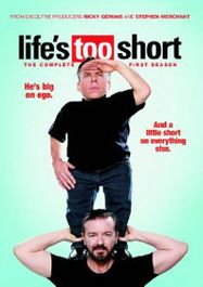 Life's Too Short: The Complete First Season (DVD)