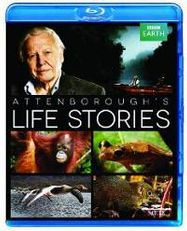 David Attenborough: Life Stories (BLU)