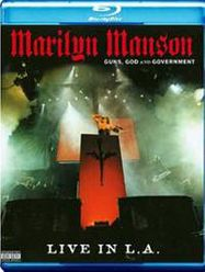 Marilyn Manson: Guns, God and Government - Live in L.A. [2009] (BLU)