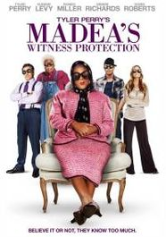 Madea's Witness Protection (DVD)