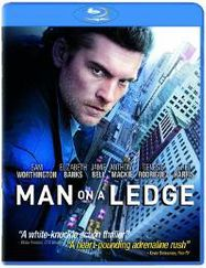 Man on a Ledge (BLU)