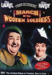 Laurel & Hardy: March Of The Wooden Soldiers [1934] (DVD)