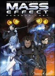 Mass Effect: Paragon Lost (DVD)