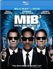 MIB³: Men in Black 3 (BLU)