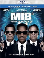 Men In Black 3 3D (BLU)