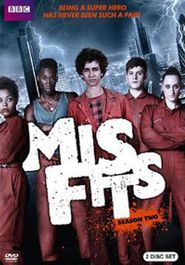 Misfits: Season Two (DVD)
