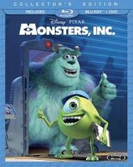 Monsters, Inc. [2001] (BLU)