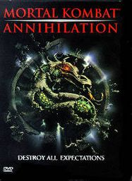 Mortal Kombat: Annihilation (DVD)