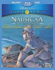 Nausicaa of the Valley of the Wind (BLU)