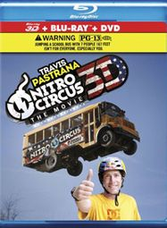 Nitro Circus - The Movie 3D (BLU)