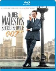 On Her Majesty's Secret Service [1969] (BLU)