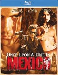 Once Upon A Time In Mexico (BLU)