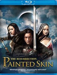 Painted Skin: The Resurrection (BLU)