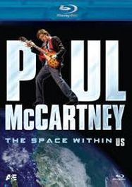 Paul McCartney: The Space Within Us (BLU)