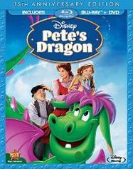 Pete's Dragon [1977] (BLU)