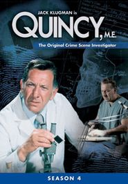 Quincy, M.E.: Season Four (DVD)