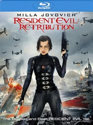 Resident Evil: Retribution (BLU)