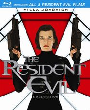 The Resident Evil Collection (BLU)