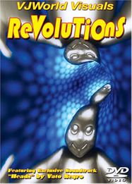 VJWorld Visuals Revolutions (DVD)