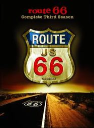 Route 66: Complete Third Season [1962] (DVD)