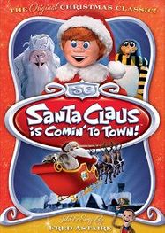 Santa Claus Is Comin' To Town (DVD)