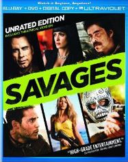 Savages [2012] (BLU)
