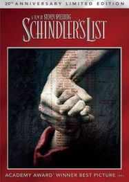 Schindler's List (20th Anniversary Limited Edition) (DVD)