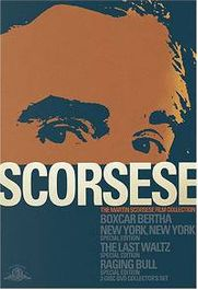 Scorsese: The Martin Scorsese Film Collection (DVD)