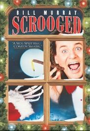 Scrooged (DVD)