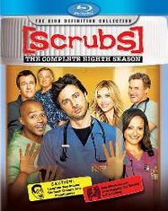 Scrubs: The Complete Eighth Season (BLU)
