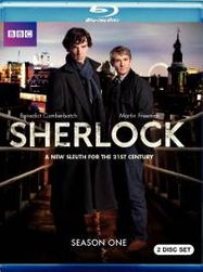 Sherlock : Season One (BLU)