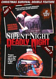 Silent Night: Deadly Night 1 & 2 (DVD)