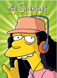 The Simpsons: The Fifteenth Season (DVD)