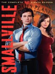 Smallville: The Complete Eighth Season (DVD)