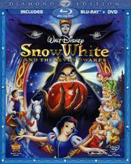 Snow White and the Seven Dwarfs [Diamond Edition] (BLU)