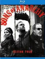 Sons of Anarchy: Season Four (BLU)