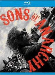 Sons of Anarchy: Season 3 (BLU)