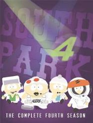 South Park: The Complete Fourth Season (DVD)