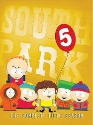 South Park:The Complete Fifth Season (DVD)