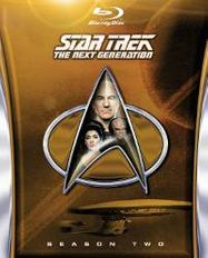 Star Trek: The Next Generation [Season 2] (BLU)