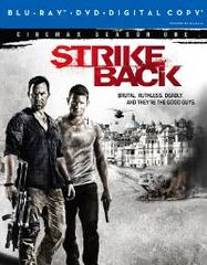 Strike Back: The Complete First Season (BLU)