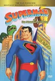 Superman vs. the Monsters and Villains [1943] (DVD)